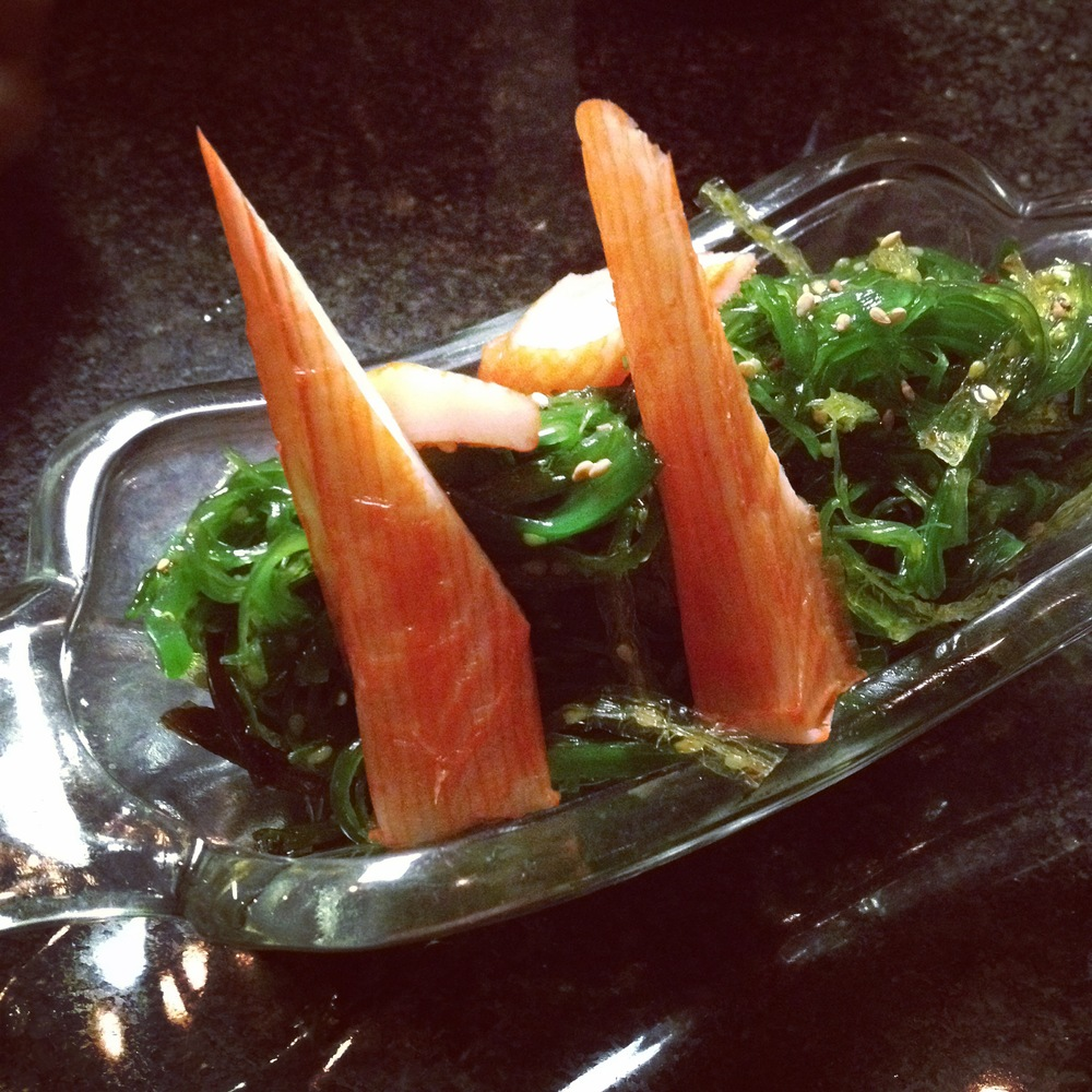 Seaweed Salad, Saint Charles, IL