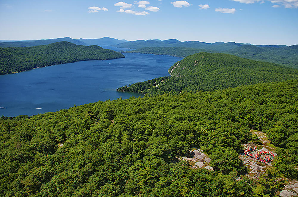 Lake George Land Conservancy (Photo Courtesy of Carl Heilman)
