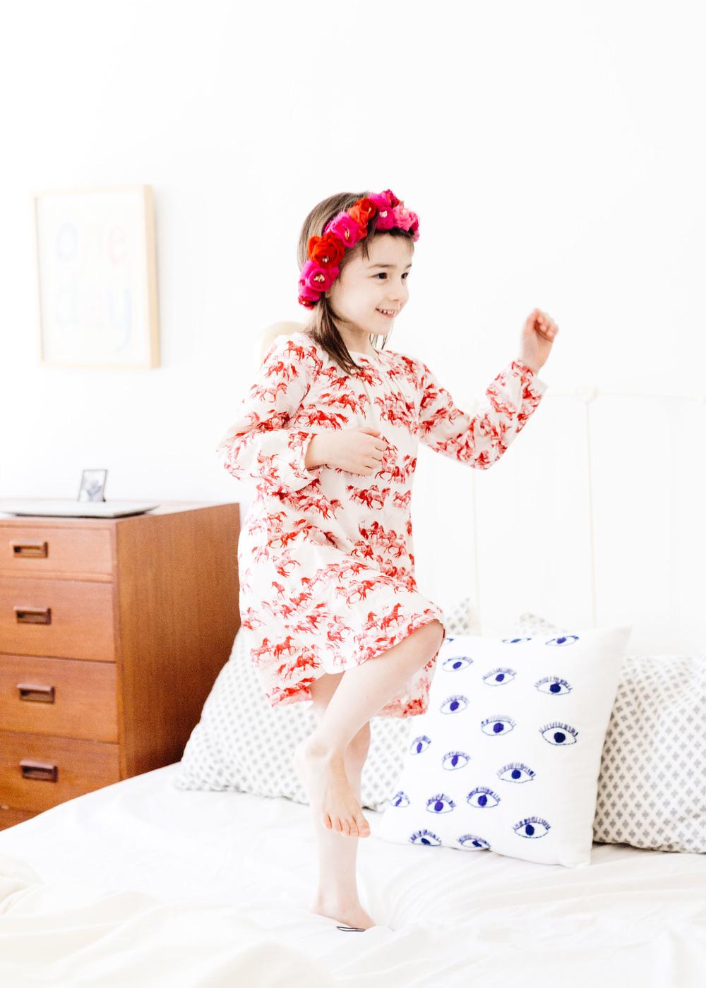 Louella—Dancing Girl