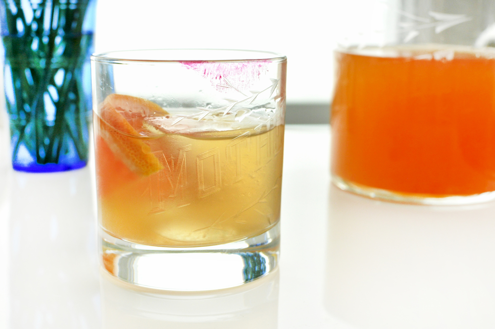Mother's Day Cocktail Recipe Spring Punch Recipe