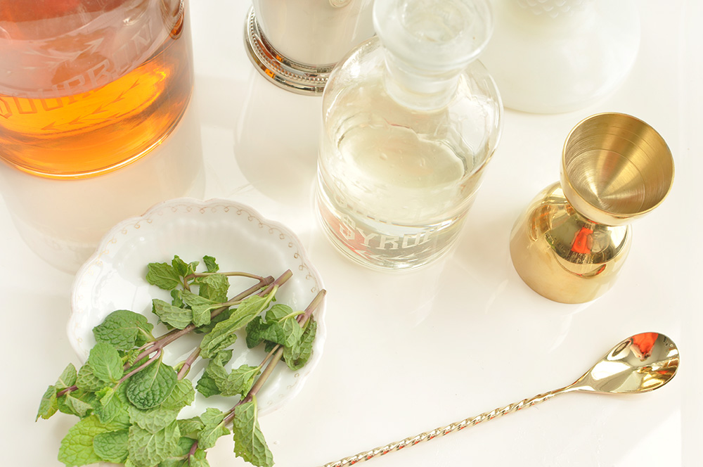 Kentucky Derby Mint Julep Cocktail Recipe