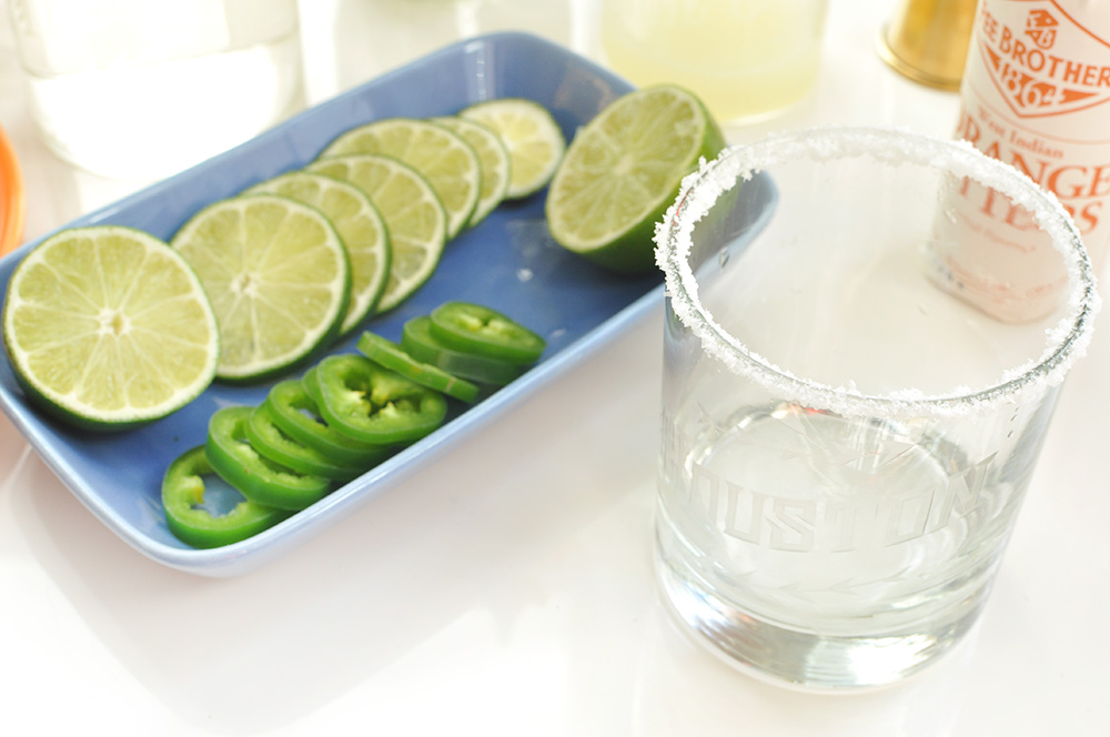Jalapeño Margarita Recipe for Cinco de Mayo