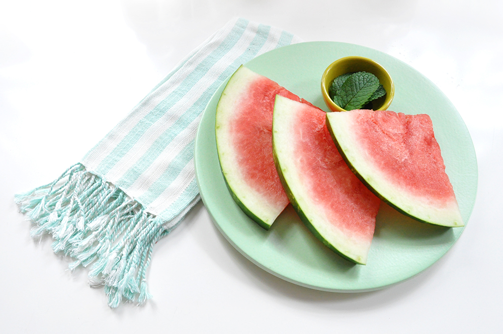 Watermelon Mint Summer Smash Recipe