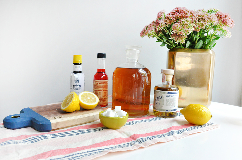 Love & Victory Sazerac Cocktail Recipe