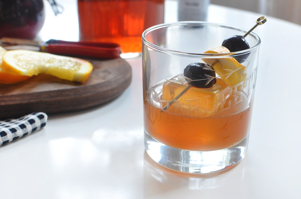 What Is In A Brandy Old Fashioned Sour