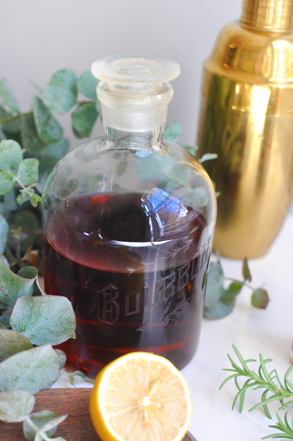 BOURBON ROSEMARY MAPLE COCKTAIL RECIPE