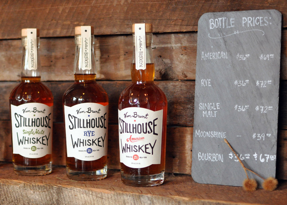 Van Brunt Stillhouse whiskey
