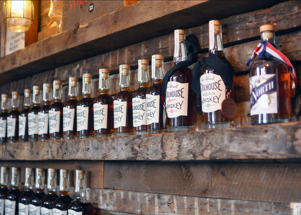 Van Brunt Stillhouse Tasting Room