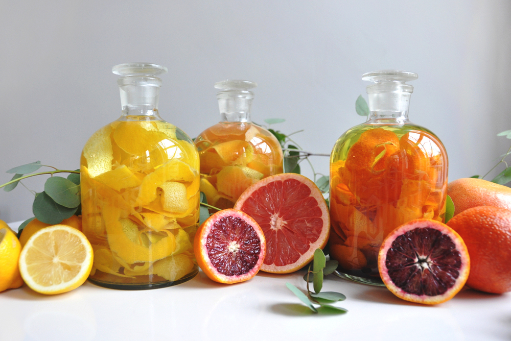 Citrus Infusion Recipes