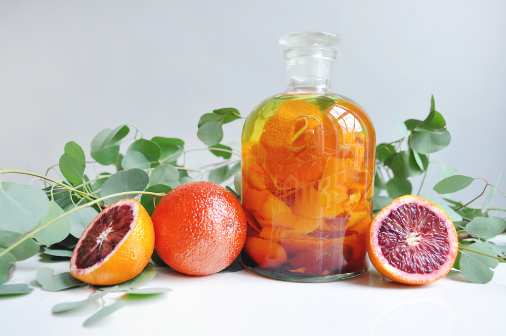 Blood Orange Limoncello recipe - Citrus Infusions