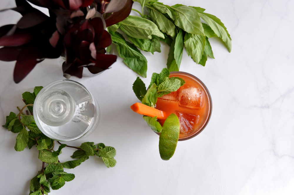 Vietnamese Bloody Mary Recipe - Brunch Cocktails by Love & Victory