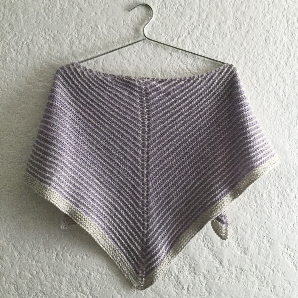 Serena Shadow Shawl