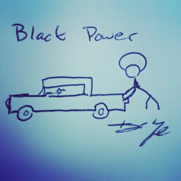 #black #power