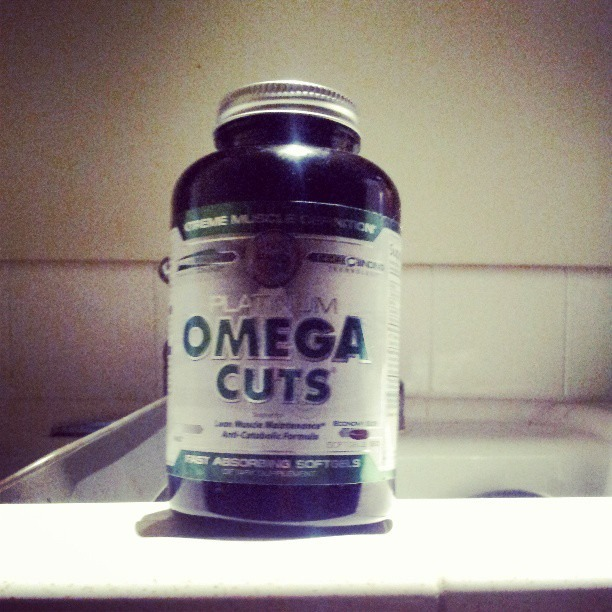 #omegacuts is a great metabolism supplement for muscle toning