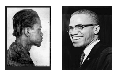 #MALCOLMXFACTS: Malcolm X (Then Malcolm Little) entered State prison at the age of 20yrs old in 1946. He served 6 years and was paroled in 1952 at the age of 26. When his life was cut short in 1965 he was only 39yrs old. Malcolm's impact on the world was all comprised in just 13 years, but still resonates with millions of people today- nearly 40 years later.