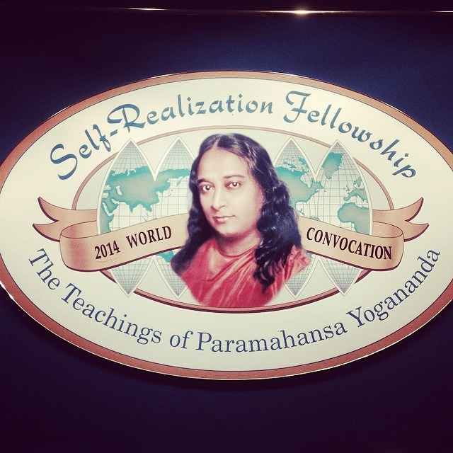 #selfrealization worldwide convergence in LA