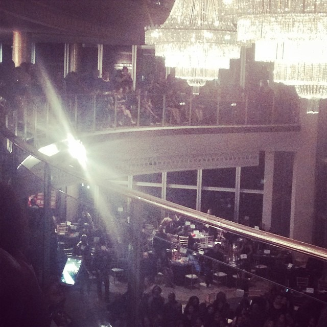 Standing under massive chandeliers in an opera house with 1000 black people dressed in all black suits and evening gowns I think of our resilience, our regality, our confusion, or potential, and our need for self determination. And our beauty…
