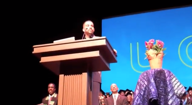 As students are crossing college and high school stages across the country, I'd like humbly share the commencement speech I gave at UCLA last year. I hope it is helpful. Congrats to all the grads. Click here to watch:https://www.youtube.com/watch?v=2IBS8D-Rj7U