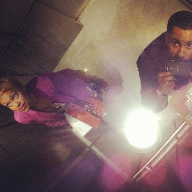 #purple #elevatorflick #friends4aCause