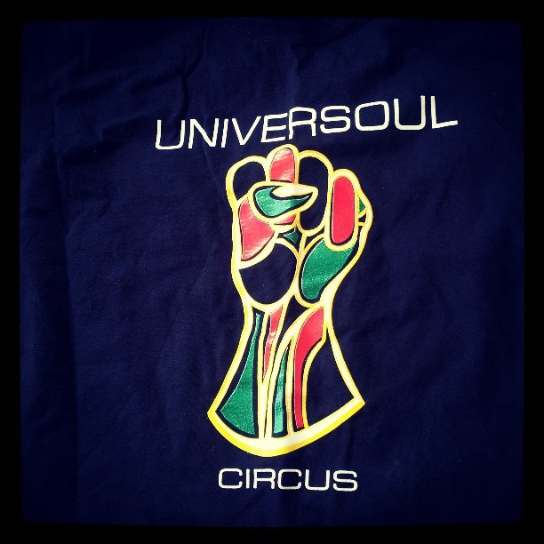 Had a #blast at the #universoul #circis…. you should go