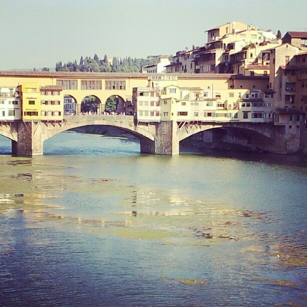 Beautiful Florence. Gotta hand it to em!! (Taken with Instagram)