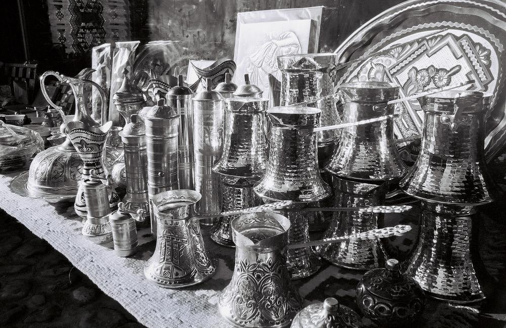Coffee Service, Sarajevo