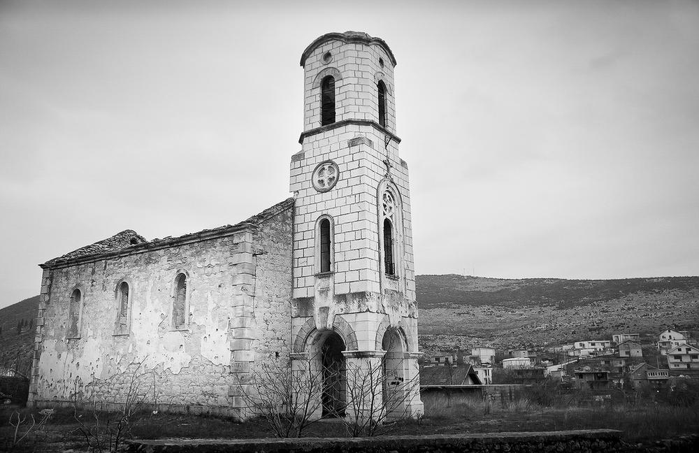 Church, Bosnia