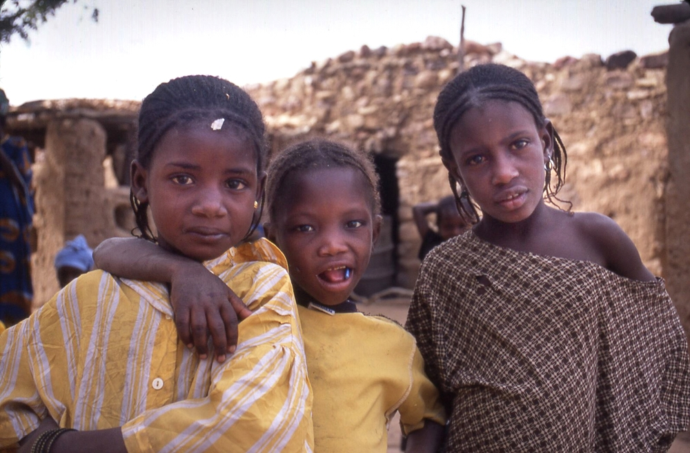 Village, Mali