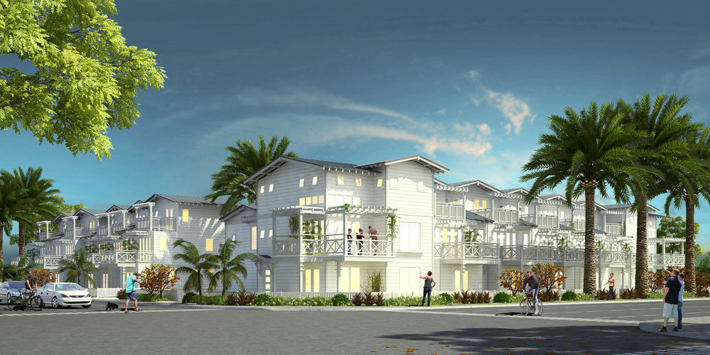 WALNUT BEACH TOWN HOMES CARLSBAD, CALIFORNIA U.S.A.
