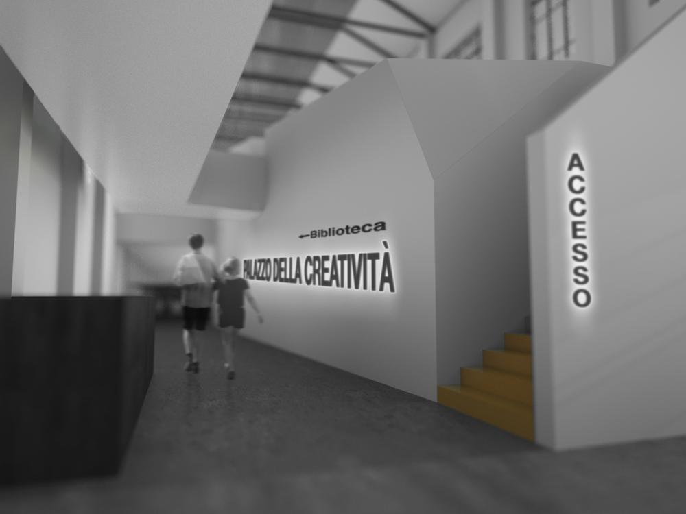 Stefano Giacomello Palazzo della creativita 7