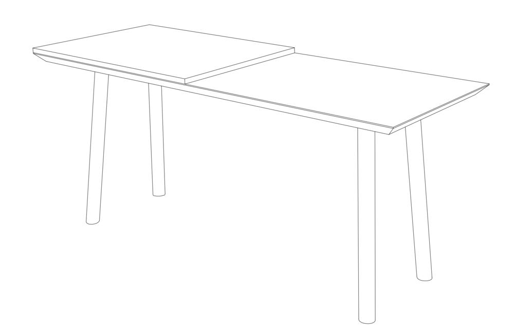 Stefano Giacomello Table basse