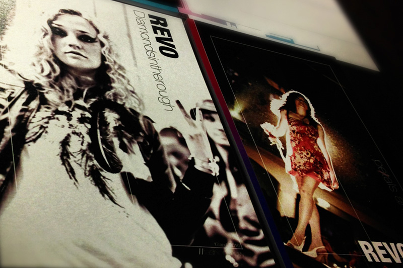 Photography and Print Collateral for Revo