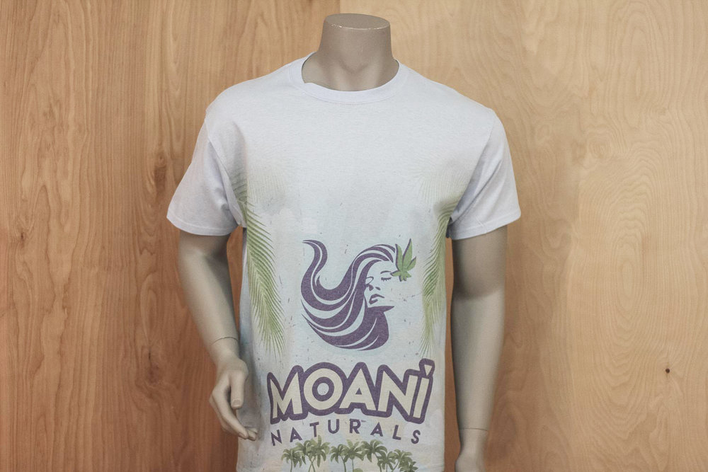 Full Front Dye Sublimation