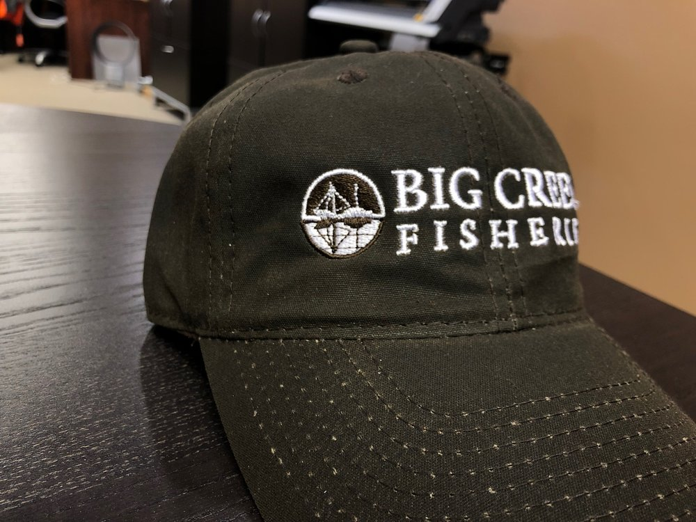 logounltd_laser_etching_embroidery_screen_printing_apparel_uniform_custom_tshirts_kirkland_bellevue_seattle_redmond_woodinville_branded_merchandise_promotional_products_logo_unltd_hats_big_creek_deep_sea_fisheries.jpg