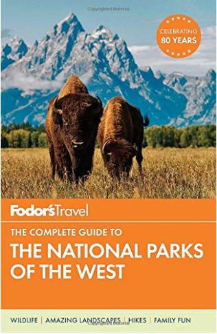 Fodor's National Parks of the West