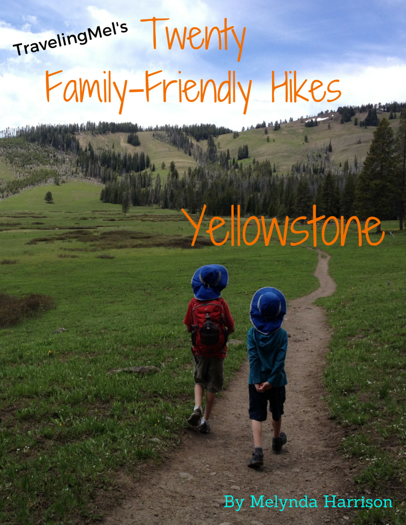Yellowstone Hikes Cover