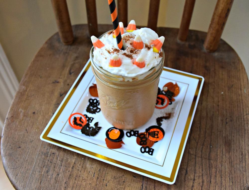 A Delicious Pumpkin Milkshake That Won't Ruin Your Diet