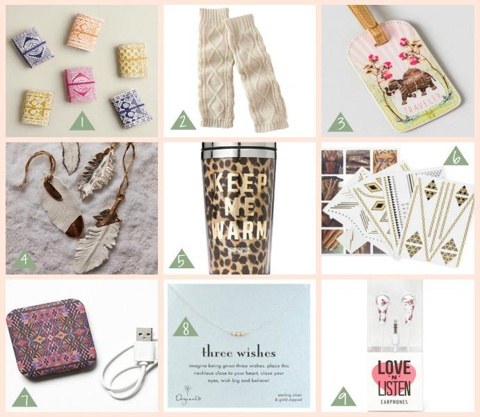 TBC Gift Guide: Stocking Stuffers