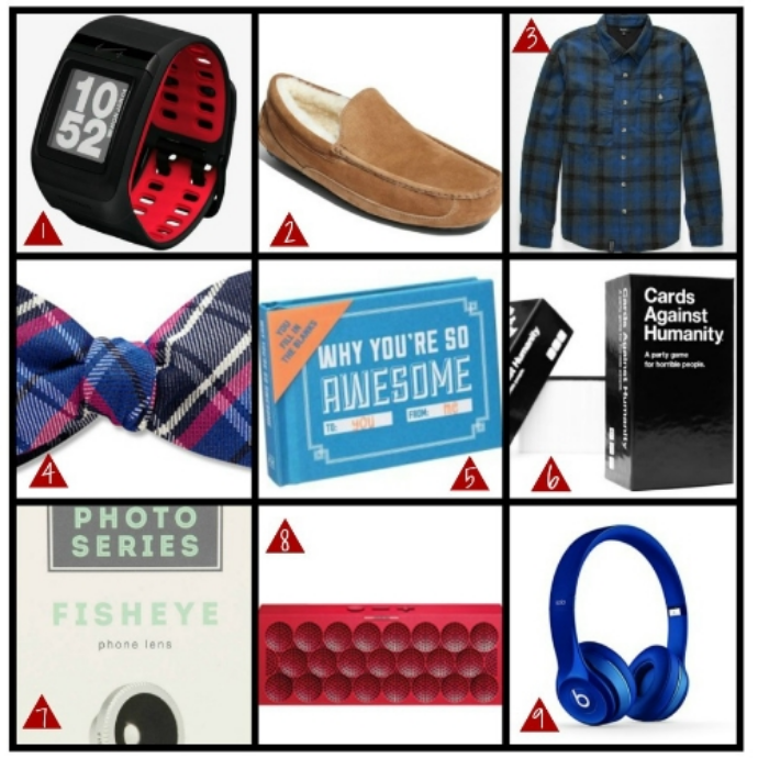 TBC Gift Guide: For Him