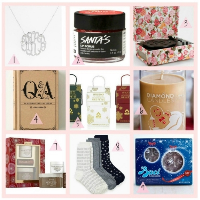 TBC Gift Guide: For Her