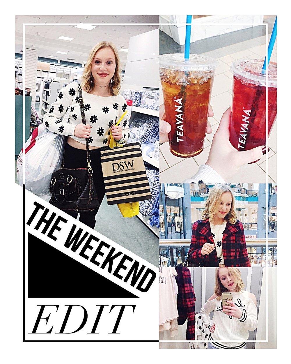 New Series: The Weekend Edit