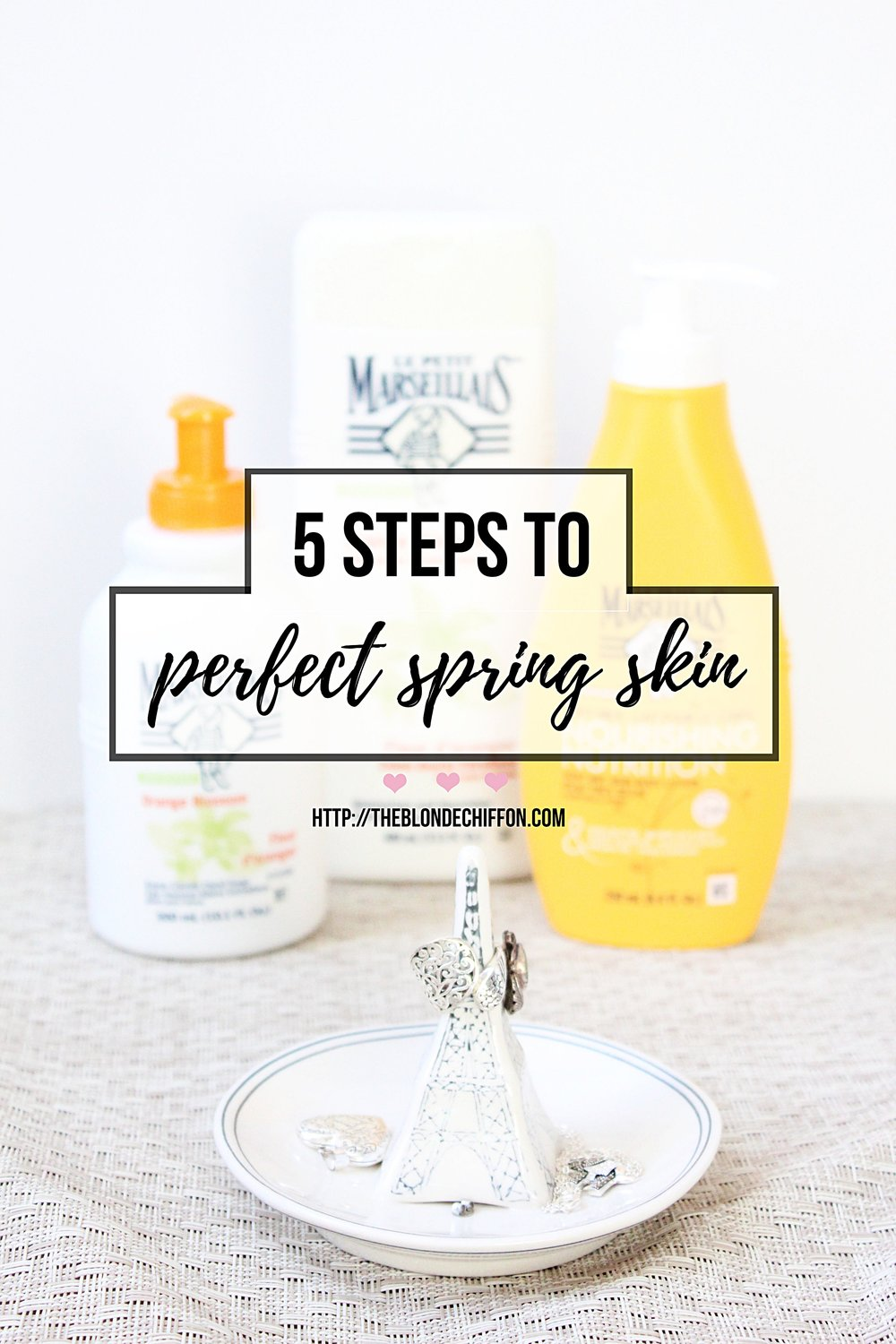5 Steps to Perfect Spring Skin