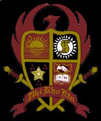 Phi Rho Eta Fraternity, Inc. - Crest.png