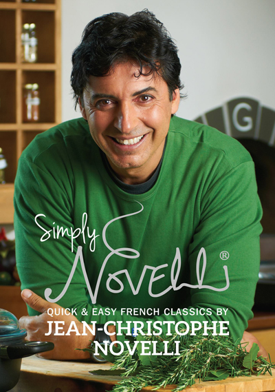 jean christophe novelli cooking book