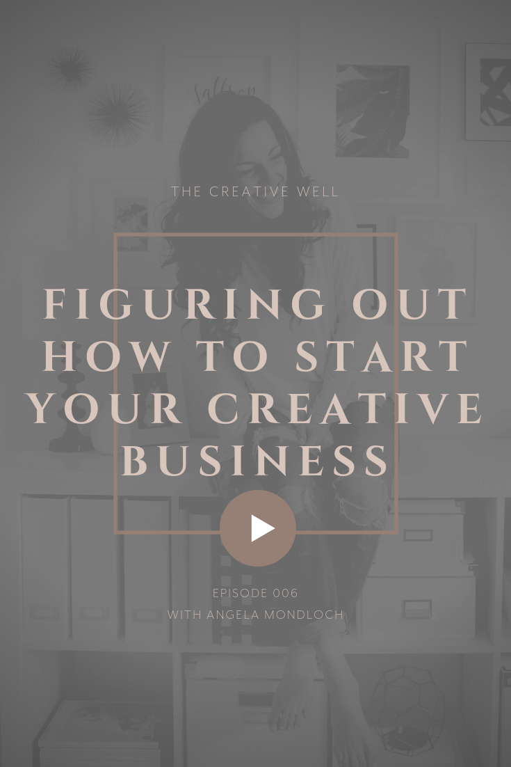 Figuring out how to start your creative business | katieoselvidge.com