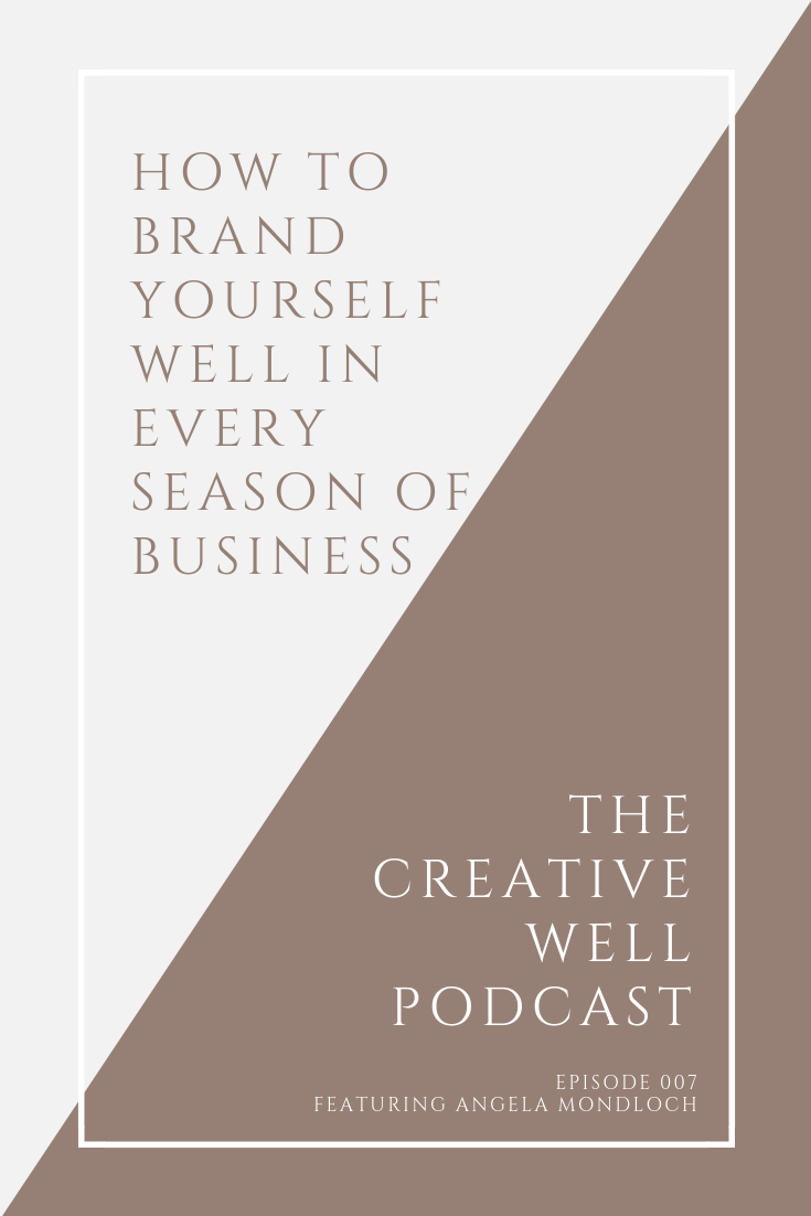 How to brand Yourself Well in Every Season of Business