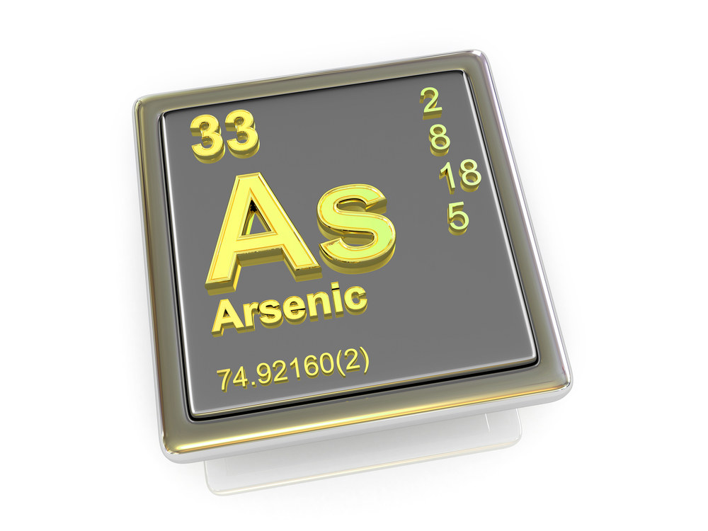 arsenic detoxification