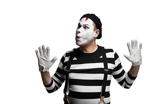 Thousands of Mimes!