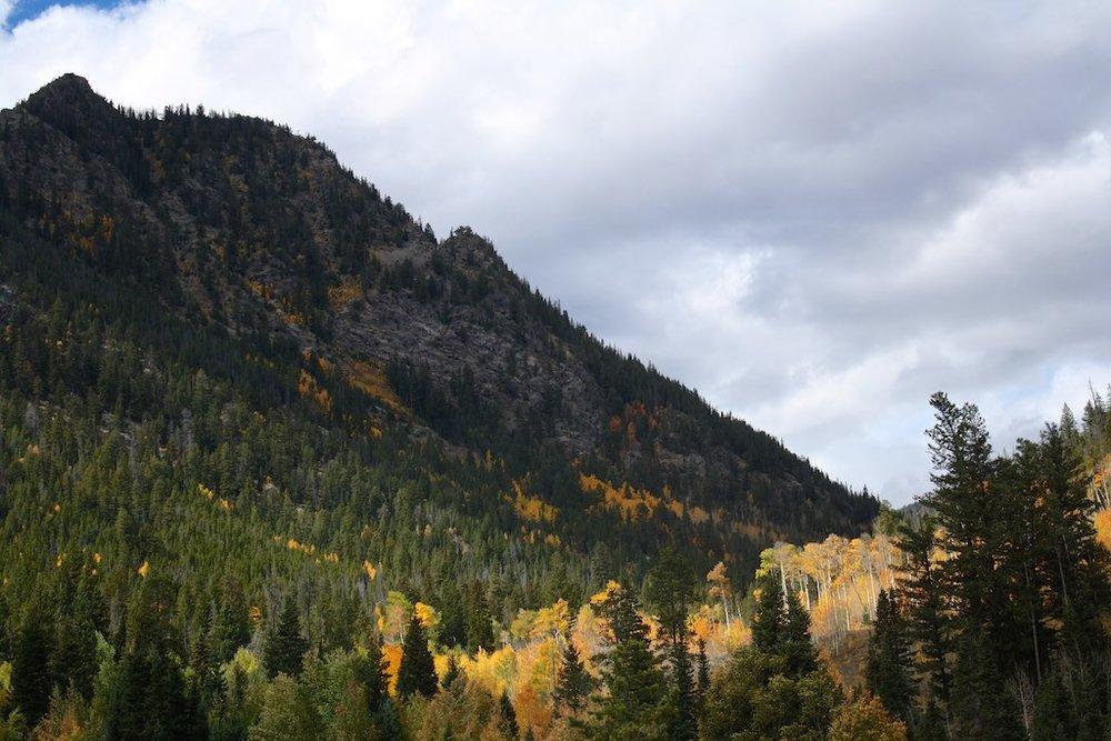 Colorado, vilket vackert ställe!