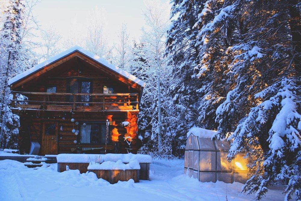Stugan i Skogen, Alaska